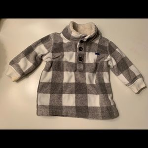 Carters baby sweater